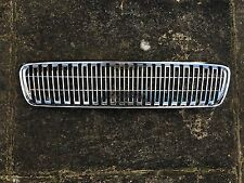Volvo S40 V50 Mk2 Sport Badgeless Smooth Front Grill Grille Chrome 2004-2007