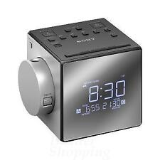 Sony ICF-C1PJ Projection Auto Set Alarm Clock Radio with Nature Sounds ICFC1PJ
