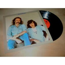 DAVID CROSBY & GRAHAM NASH whistling down the wire CSN FOLK ROCK POLYDOR Lp 1976