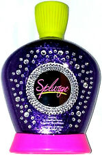 Splurge Indoor Tanning Bed Lotion w/ Bronzer By Designer Skin