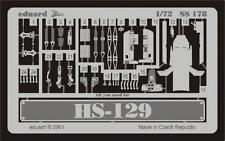 Eduard Zoom SS178 1/72 Henschel Hs 129 Italeri