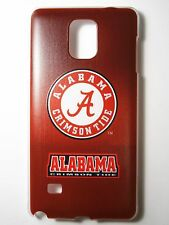 NCAA University of Alabama Crimson Tide Galaxy Note 4 N910 Plastic Slim Case