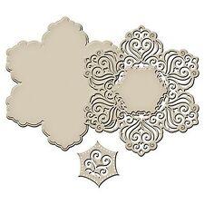 Spellbinders shapeabilities Victorian gamme médaillon l'une coupée repoussage pochoir die