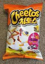 Cheetos Korean Rich Sweet Cheese 82g (Product of Korea)