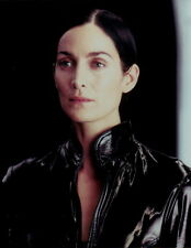The Matrix Carrie Ann Moss 8x10 photo P3490