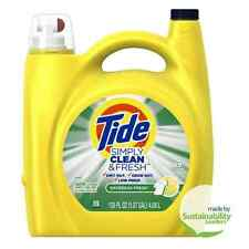 Tide HEC Simply Clean & Fresh Daybreak Fresh Laundry Detergent 89 Loads 138fl oz