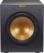 "Open-Box: Klipsch - Reference Series 10"" 300W 2.4GHz Wireless Subwoofer - B"