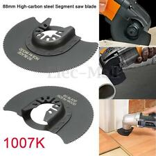"88mm(3-1/2"") HCS Segment Saw Blade Oscillating Tool For Fein Multimaster"