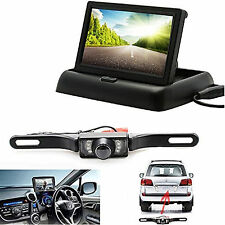 Camera and Monitor Kit, Chuanganzhuo Portable Foldable 4.3 Inch Color LCD