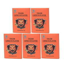 50 PCS PAIN RELIEF PATCH TIGER CAPSICUM PLASTER-Sports Injury Muscle Pain Relief