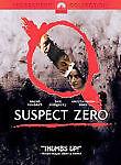 Suspect Zero (DVD, 2005, Widescreen Collection)