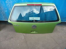 VW POLO 1.0 MPI 6N2 PETROL 3 DOOR 2001 BOOT LID