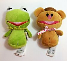 Itty Bitty Muppet duo Kermit the frog and Fozzy Bear Hallmark Plush