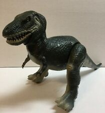 Vintage Dino Riders T-Rex Not Working As Is For Parts No Battery Cover