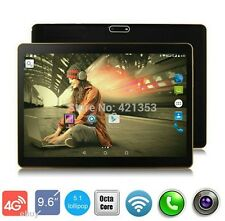 "Tablet pc 4G LTE  4Gb RAM 32GB ROM schermo 10"" pollici custodia e tastiera hd"