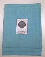 Lint Free Cloths -  3 pack- natural earth oils-Apply Oils Waxes  Polish Dyes