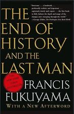 The End of History and the Last Man, Fukuyama, Francis, Good Book