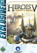 HEROES of MIGHT and MAGIC V 5 Deutsch Neuwertig