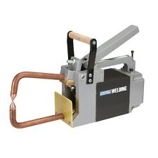 Chicago Electric Welding Spot Welder 240 Volt, Portable Air Cooled 6 in. Tongs