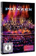 DIE PRINZEN - EINE NACHT IN DER OPER  DVD NEU
