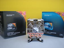 Intel Core i7 CPU Cooler Fan for Skt LGA1366 i7 Extreme & Desktop 900 Series New