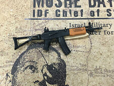 Hobby Master Moshe Dayan IDF Chief Metal Galil Rifle loose 1/6th scale