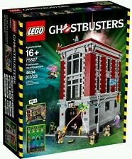 Lego Ghostbusters Firehouse Headquarters 4634
