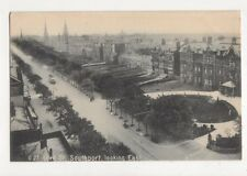 Lord Street Southport Looking East 1905 Postcard 459a