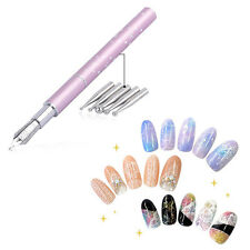 Wholesale 1PC Nail Art Gel Design Brush Set Painting Pen Manicure Tips Tool Gift