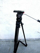 Sachtler Video 14II  with Sachtler Tripod ,spreader.