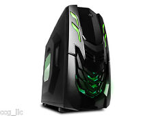 AMD Quad-Core Gaming Desktop PC Computer 4.0 GHz 2TB HDD New Custom Built System