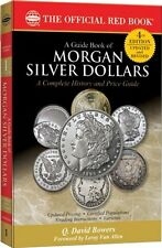Guide Book of Morgan Silver Dollars-Red Book 4th Edition