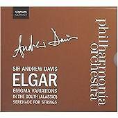 Sir Edward Elgar - Elgar: Enigma Variations; In the South; Serenade for Strings
