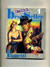 RACCOLTA BEST SELLER FUMETTI N.1 # Casa Editrice Universo