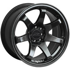 XXR 551 16X8 4X100/4X114.3 +21 CB73.1 CHROMIUM BLACK SET OF 4 WHEELS