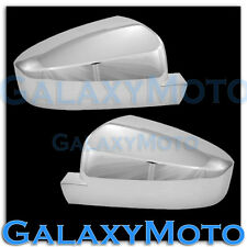 Triple Chrome plated ABS Mirror Cover - BRAND NEW SET for 07-12 NISSAN Sentra