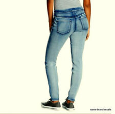 l.e.i. NWT Juniors M SKINNY Denim Pull On JEGGINGS Jeans Stretch Legging NEW