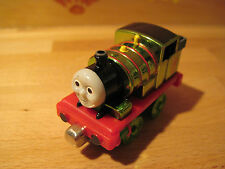 Diecast Metallic Percy for Thomas Trains Take N Play or Take Along Railway