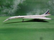 CONCORDE AIR FRANCE - Modellino aereo in metallo, scala 1:250 della Schabak