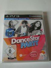 PS3 Spiel Dance Star Party