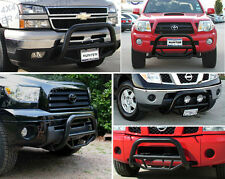 2004  Toyota Tacoma 98-04 / 96-98 4Runner Bull Bar Push Super Bull Bar Black