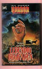 VHS LEBENDIG BEGRABEN Horror FILM von Roger Corman