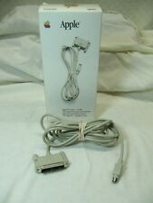 Vintage APPLE IIE PRINTER CABLE in Original Box, A9C0313