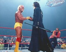 Hulk Hogan Sting Jimmy Hart 8x10 Photo Picture WCW WWE NWA TNA Impact Wrestling