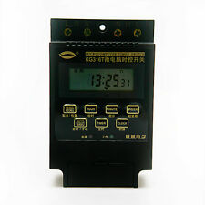 AC220V Power ON/OFF Time Delay Control Programmable Micro Computer Timer Switch