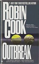 Outbreak by Robin Cook (1988, Paperback)