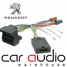 Peugeot 607 2004 On CLARION Car Stereo Radio Steering Wheel Interface