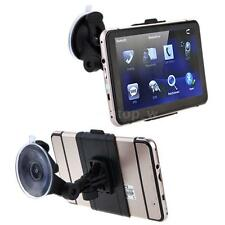 "7"" HD Portable Car GPS Navigation Navigator Bluetooth 128MB 4GB FM USB Video"