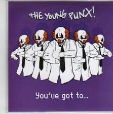 (CH506) The Young Punx!, You've Got To ... - DJ CD