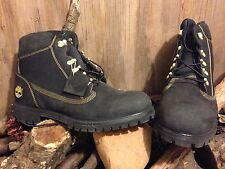 90s TIMBERLAND  BOOTS  13015 Blk  SIZE 11.5 W